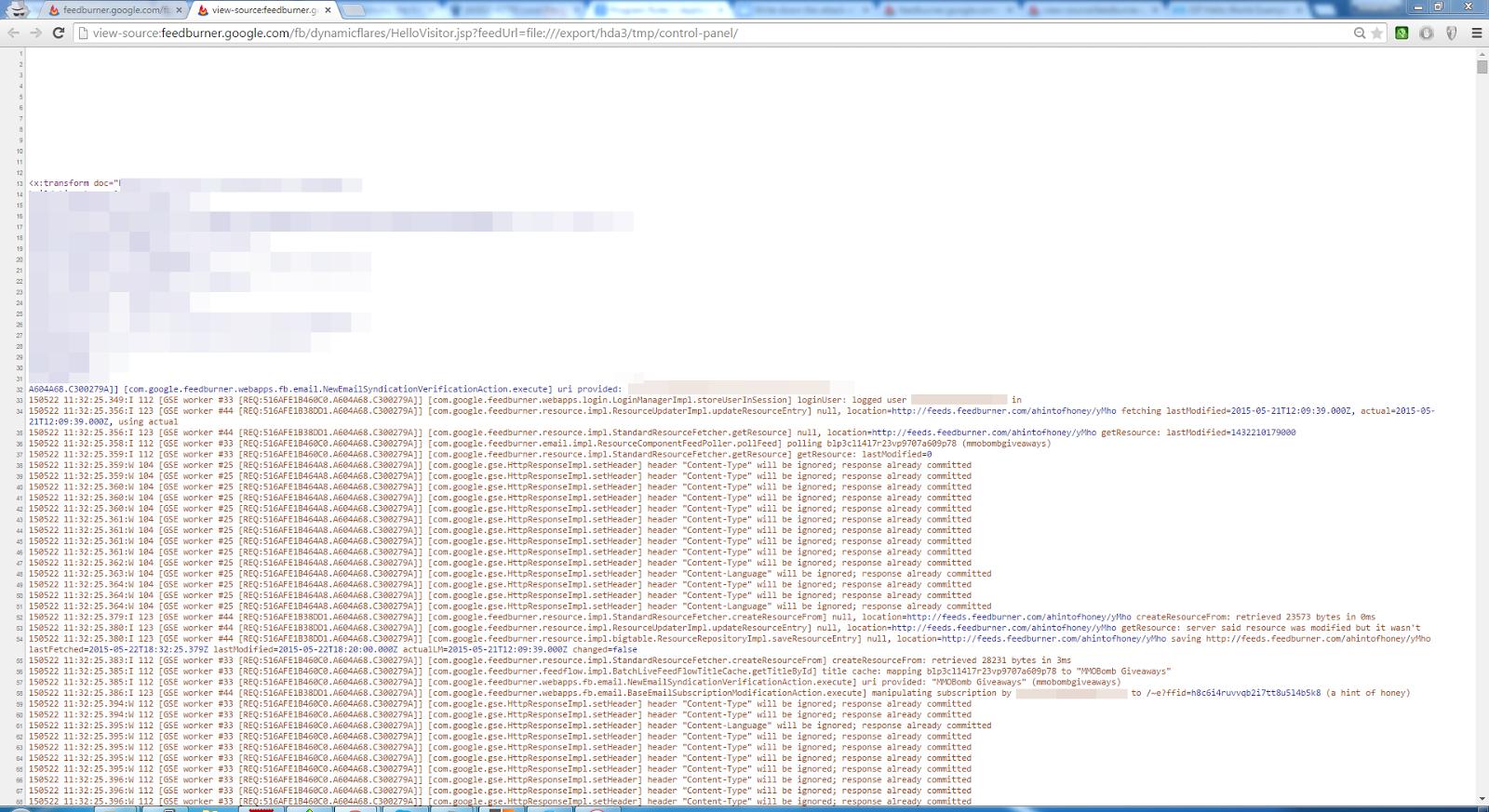 我是如何发现Google服务器上的LFI漏洞的