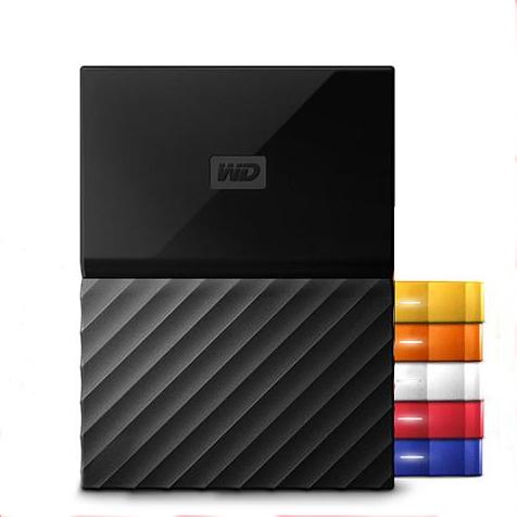 西部数据1TB移动硬盘