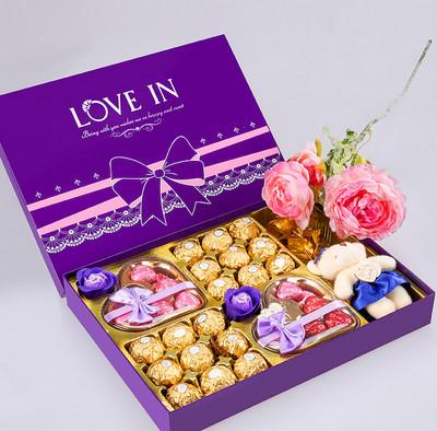 德芙巧克力礼盒装|表白神器