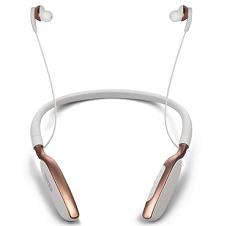 Edifier 漫步者 W360BT 无线 挂颈式蓝牙耳机入耳式运动跑步音乐带 白色