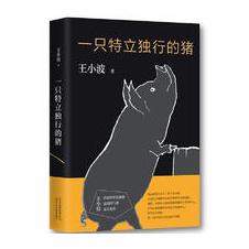 一只特立独行的猪王小波杂文精选集,逝世二十周年精装纪念版!幽默中充满智性,扛起一面自由、独立、理性的精