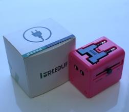 FreeBuf插座转换器